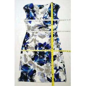 Lauren Ralph Lauren Dresses - LAUREN RALPH LAUREN Faux Wrap Sheath Dress 2687E1